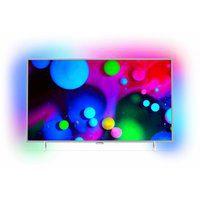 Produktbild von Philips 55PUS6452 LED-Fernseher (139 cm/55 Zoll, 4K Ultra HD, Smart-TV, Ambilight) silberfarben – Nutze den CODE: 12139