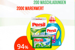 Produktbild von Testen sie gratis – 200 Waschladungen – 200€ Warenwert