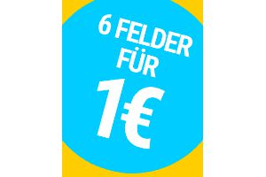 Produktbild von Lotto 6 aus 49 – 6 Felder für 1 €