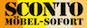 Sconto Möbel-Sofort Logo