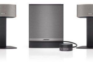 Produktbild von BOSE Companion 50 Multimedia Speaker System