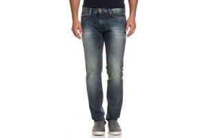 Produktbild von Tommy Hilfiger Jeans Herren Hose Denim Scanton Slim Fit
