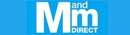 MandMDirect.de Logo