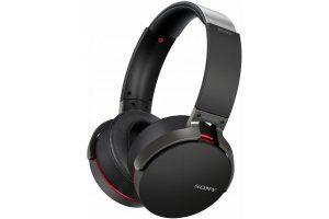 Produktbild von Sony »MDR-XB950B1« Over-Ear-Kopfhörer (EXTRA BASS,Beat Response Control, ca. 4 Stunden Ladezeit), schwarz