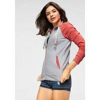 Produktbild von KangaROOS Shirtjacke mit dicker Kordel am Stehkragen