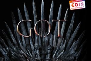Produktbild von Alle Serien in HD ab € 12,49 mtl. + Inklusive aller Staffeln Game of Thrones.