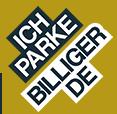 ich-parke-billiger.de Logo